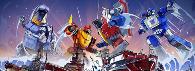 """Die Transformers feiern ihre Rückkehr in """"World of Warships"""""""