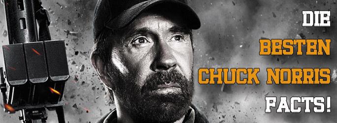 """Zum 80. ein Muss: Die besten """"Chuck Norris Facts""""!"""