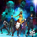 "SDCC 2017: ""Young Justice: Outsiders""-Heldenbanner + ""Black Lightning""-Videoclip"