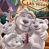 Ein Löwe in Las Vegas