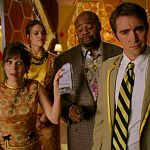 Pushing Daisies