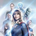 "Blick auf ""Supergirl""s The Guardian & ""LoT""s Justice Society of America"