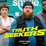 "Kultduo auf Geisterjagd: Simon Pegg & Nick Frost entwickeln ""Truth Seekers"""