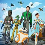 "Star Wars Celebration: ""Star Wars - Resistance"" Staffel 2 ohne Zeitsprung"