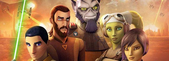 """Finale Rebellion: Trailer, Bilder & Start für """"Star Wars Rebels"""" Staffel 4"""