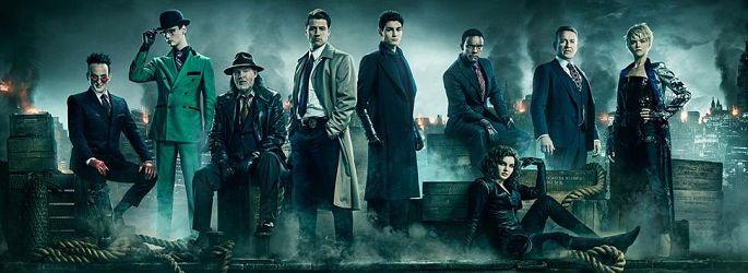 """""""Gotham"""" Staffel 5-Trailer feiert das Finale & neue Schurken"""