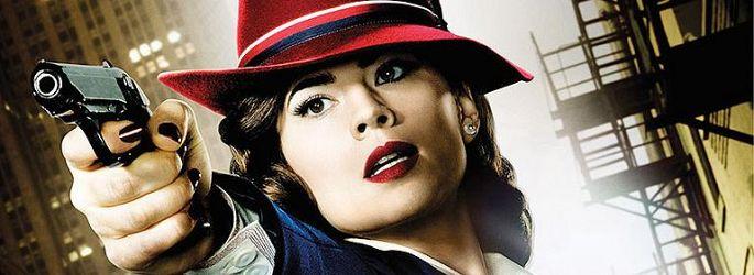 """Neue Marvel-Schurken für """"Agent Carter"""", Comic-Con-Poster zu """"AoS"""" S3 & """"GotG"""""""