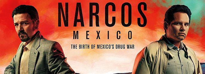 """Narcos: Mexico"" Staffel 3 ohne Diego Luna, ""Nancy Drew""-Spin-off in Arbeit"