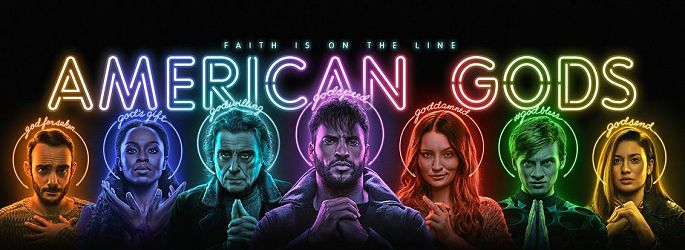 "Trailer für ""American Gods"" S2 & ""Light as a Feather"" + Darstellerin springt ab"