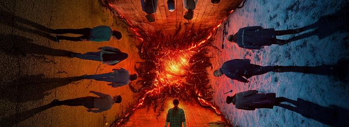 """Stranger Things"" Staffel 3: First Look zum Stranger Things Day"