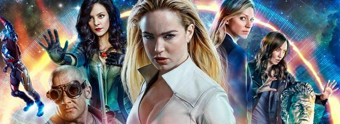 """Legends of Tomorrow"": Promo, Trailer + Hauptdarsteller wirft hin"