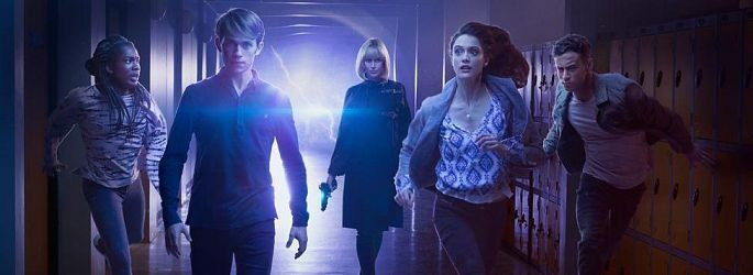 "Comeback: ""Doctor Who""-Spin-off ""Class"" startet mit diesem Timelord!"