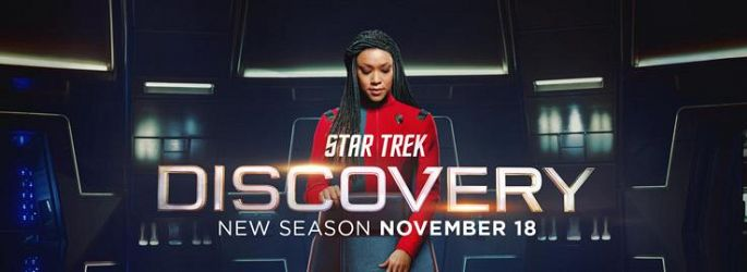 """Star Trek - Discovery"": Captain Lorca & Crew in Trouble + Cover"