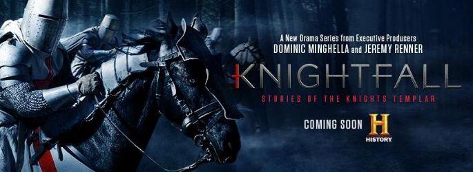 "Erster ""Knightfall"" S2-Trailer mit Mark Hamill, ""Project Blue Book"" verlängert"