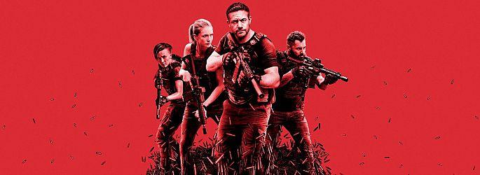 """""""Strike Back"""": Staffel zwei ab morgen, dann die neue dritte"""