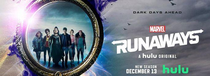 """Marvel-Crossover: """"Runaways"""" Staffel 3 meets """"Cloak & Dagger"""""""