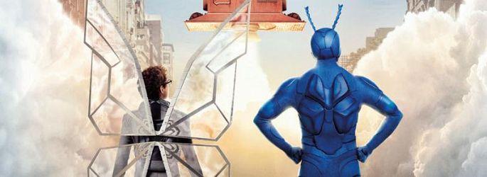 """Trailer & Staffel 2 für """"The Tick"""", Trailer für """"Supergirl""""-Rückkehr"""