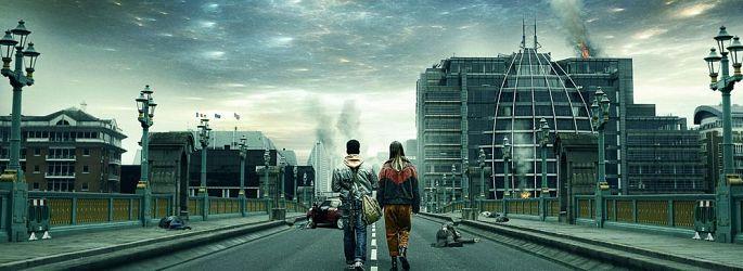 """Erster Blick auf """"War of the Worlds"""", Liam Hemsworth für Quibi-Thriller"""