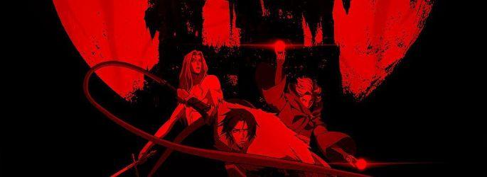 "Finale: Erster Trailer zu ""Castlevania"" Staffel 4!"