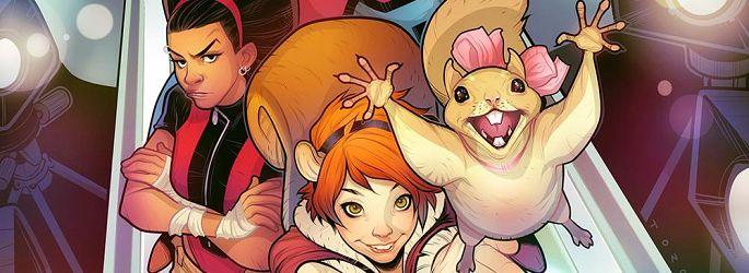 """Squirrel Girl und Co. gefunden: Das sind die """"New Warriors"""""""