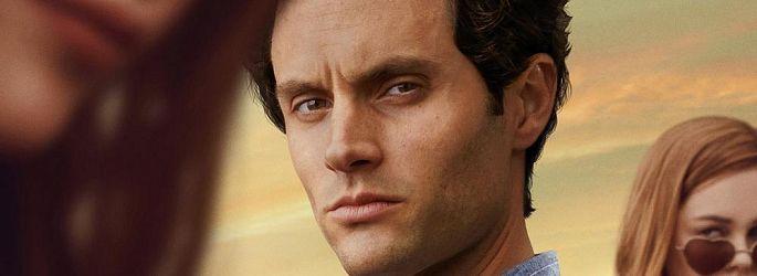 "Netflix: ""You"" Staffel 3-Cast aufgestockt, Kaepernick-Eltern für ""Black & White"""