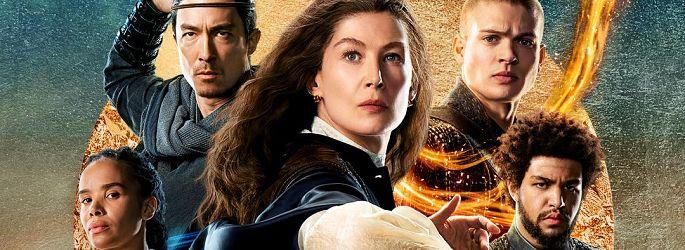 """Adaptionen: Kein King für Hulu, kleiner """"Rad der Zeit""""-Teaser + """"Westing Game"""""""