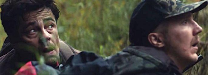 """Neues Poster & Video zu """"Escape at Dannemora"""" mit Benicio Del Toro"""