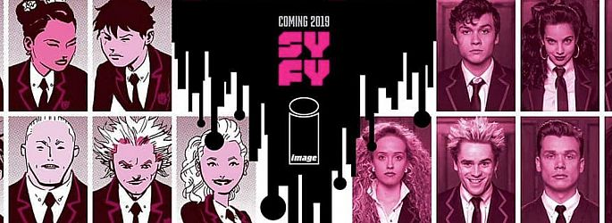 "Abgesetzt! Syfy beendet ""Deadly Class"", ""Happy!"", Amazon ""Sneaky Pete"""