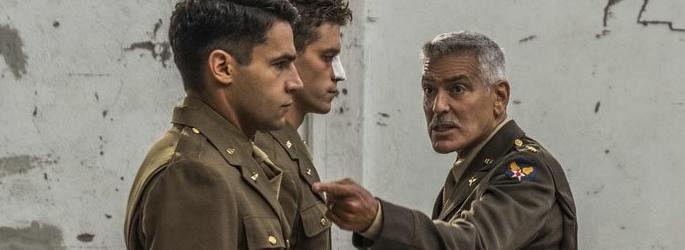 "Erster Teaser zu ""Catch-22"", Hulu schnappt sich ""Devil in the White City"" & mehr"