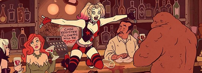 """Harley Quinn"": Neue Featurette zur DC Universe-Animationsserie"