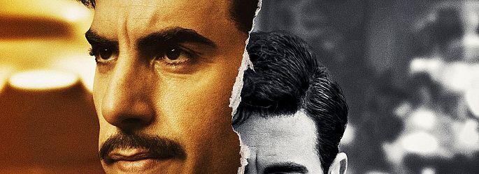 """Starttermin & Fotos für """"The Spy"""": Netflix-Serie mit Sacha Baron Cohen"""