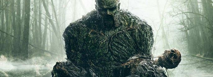 """Review """"Swamp Thing""""-Premiere: Doppeldeutiger Sumpfhorror"""