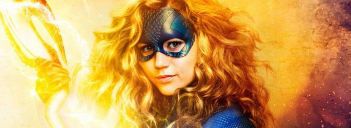 "Oha! ""Stargirl"" auch im ""Arrow""-verse? The CW zeigt DC Universe-Serie!"