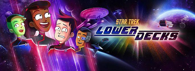"""""""Star Trek - Lower Decks""""-Trailer gibt Kostprobe des zu erwartenden Humors"""