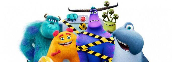 """Sulley & Co. in Serie: """"Monsters at Work"""" für Disney+ mit Original-Voice-Cast"""