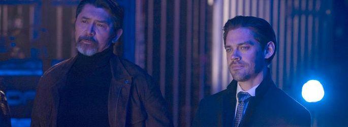 """Prodigal Son"" S2 mit Catherine Zeta-Jones, ""Dogtown Boys""-Serie in Arbeit"