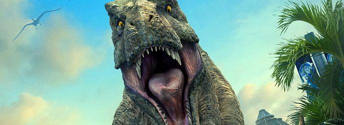 """""""Jurassic World - Neue Abenteuer"""" Trailer, Start + """"Prinz der Drachen"""" bis S7!"""