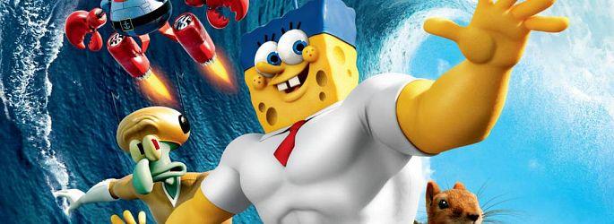 """Erstes Foto zum """"SpongeBob""""-Prequel, Nickelodeon entwickelt neues Spin-off"""