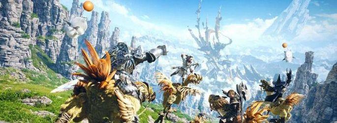 """""""Final Fantasy""""-Realserie kommt, spielt in der Eorzea-Welt!"""