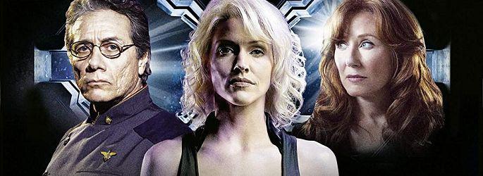 """Entwarnung: Neue """"Battlestar Galactica""""-Serie wird kein Reboot"""