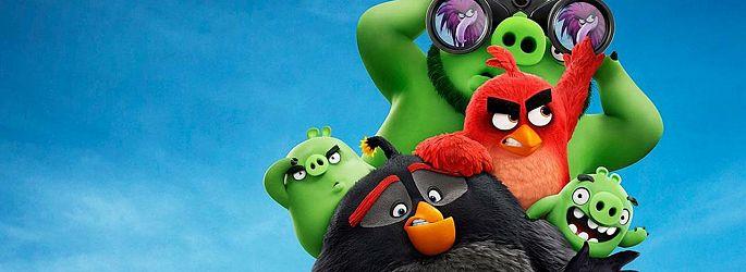 """Netflix bestellt """"Angry Birds""""-Serie, Teaser zu Hulus """"Solar Opposites"""""""