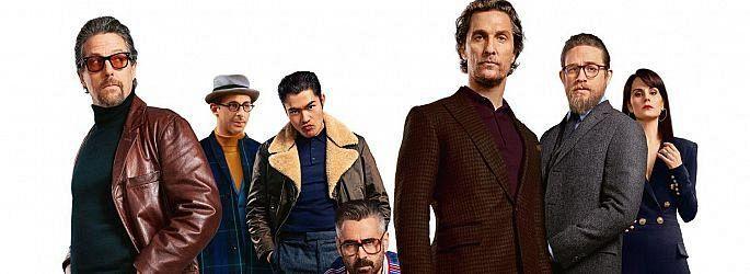 """""""The Gentlemen""""-Serie der Filmmacher kommt - mit Matthew McConaughey?"""