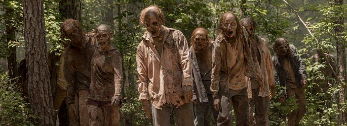 """The Walking Dead"" Staffel 8 geordert, Staffel 7-Premiere im Kino"