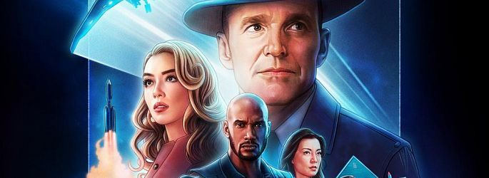 "NYCC: Poster zu ""AoS"" S5, ""Jessica Jones"" S2, ""Runaways"" & ""Cloak & Dagger"""