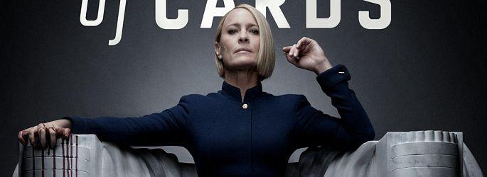 """""""House of Cards"""" eingestürzt: Serienende nach Staffel 6 + Überarbeitung"""