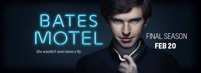 """Letzter Check-In: Im neuen """"Bates Motel"""" Staffel 5-Trailer mit Rihanna! + Bilder"""