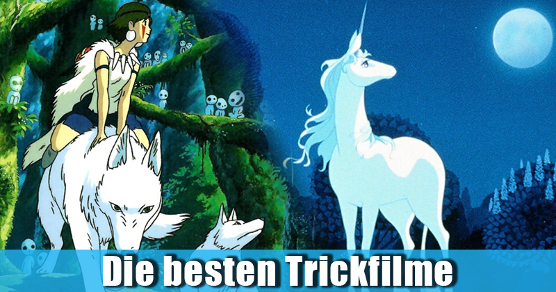 Die besten Trickfilme aller Zeiten