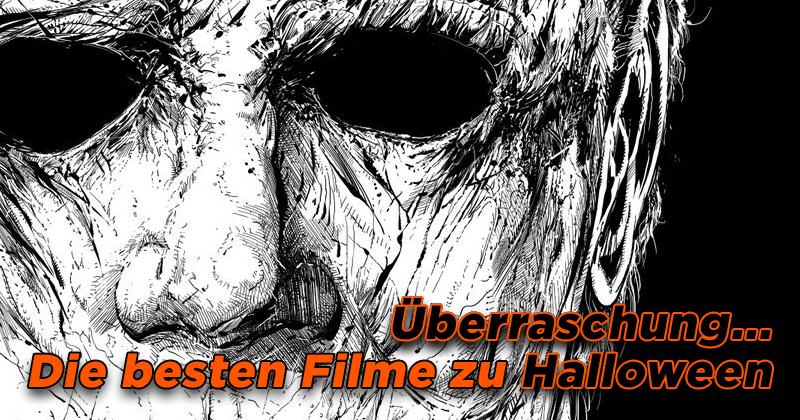 Halloween-Filme: Die besten Horrorfilme zu Halloween!