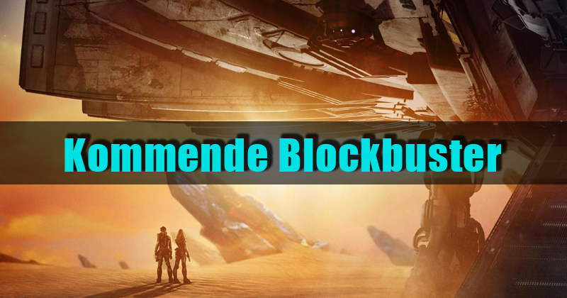 Comics, Spiele, Action, SciFi - Die großen Blockbuster bis 2020!