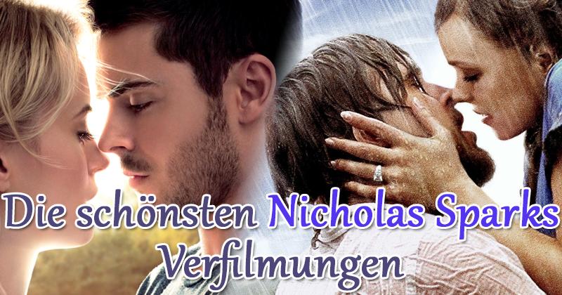 Nicholas sparks filme netflix deutschland